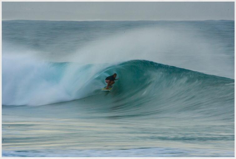 surf speed