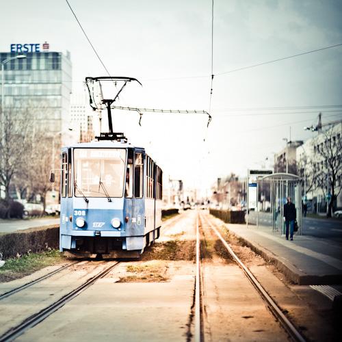 Laurent Nivalle - Tram
