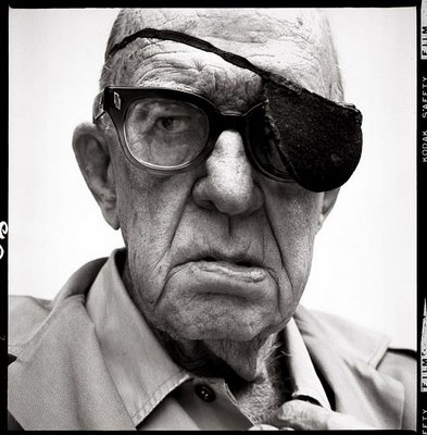 John Ford - © Richard Avedon 1972